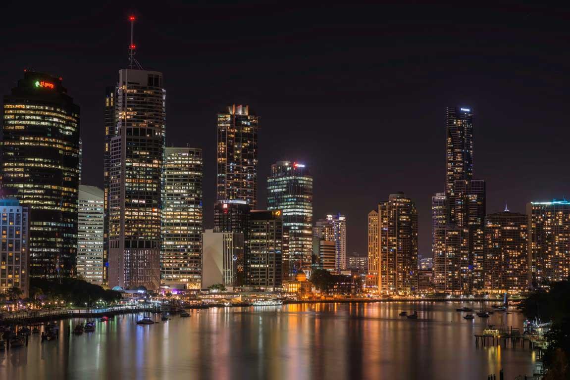 Kangaroo Point Cliffs Brisbane