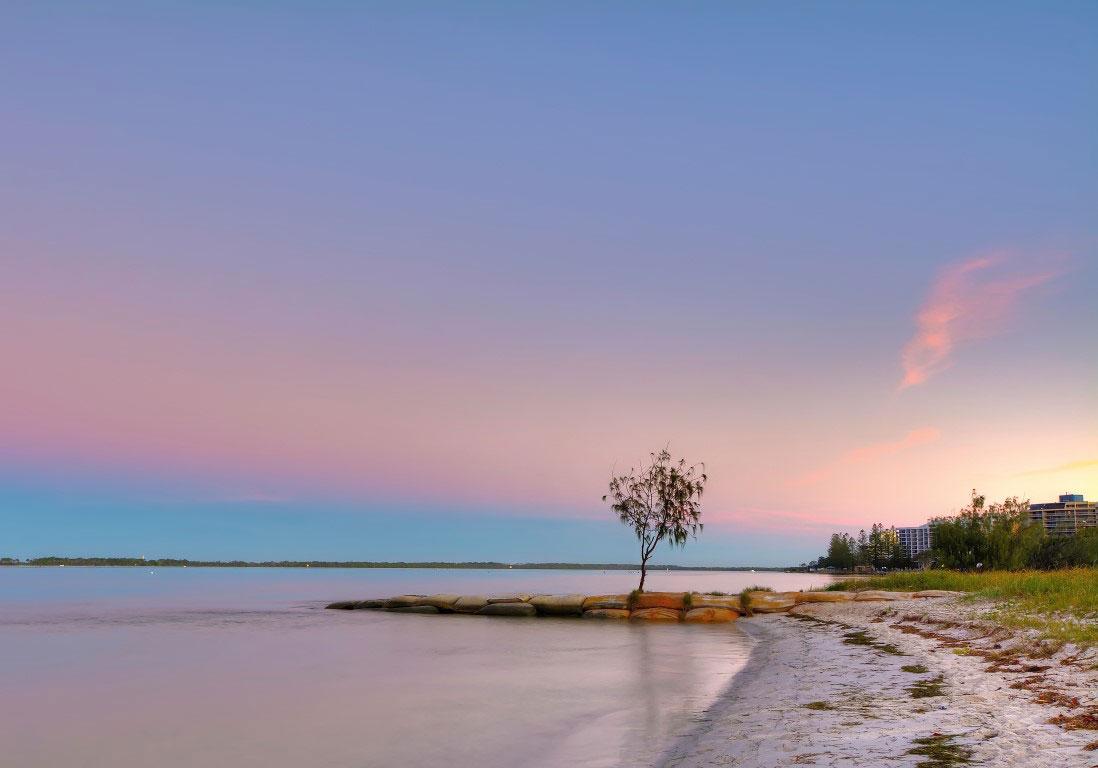 Beach Sunset Queensland
